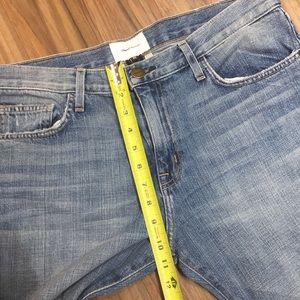 Current/Elliott Jeans - CURRENT/ELLIOTT JEANS